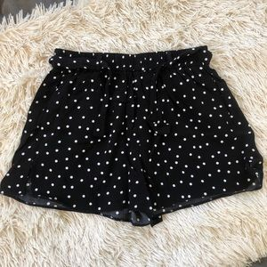 Urban Outfitters Polka Dot Shorts